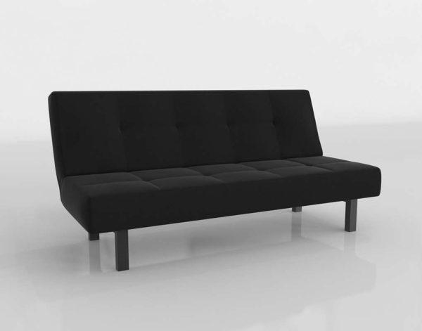 Sofá Cama 3D IKEA Balkarp