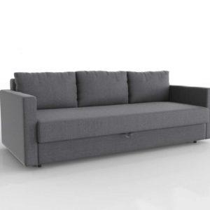 Sofá Cama 3D IKEA Friheten