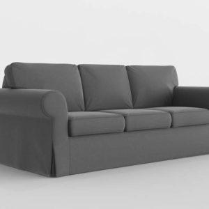 Sofá 3D IKEA Ektorp