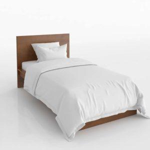 Cama 3D IKEA Malm