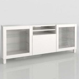Mueble Aparador TV 3D IKEA Besta