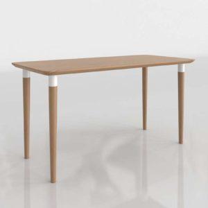 Mesa 3D IKEA Bamboo