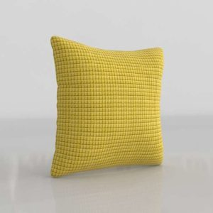 Cojin 3D IKEA Gullklocka