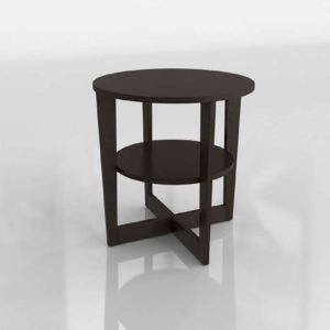 Mesita de Café 3D IKEA Vejmon