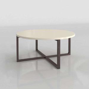 Mesa de Centro 3D IKEA Rissna
