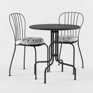 Conjunto de Jardín 3D IKEA Lacko
