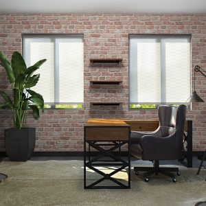 Office Room Loft / 3D Models Set