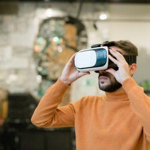 VR Shopping by Natuzzi