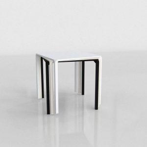 Mesas 3D Apilables Benlliure&Baixauli Quartz Vondom