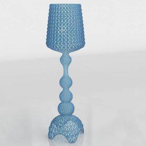 3D Lamp Benlliure&Baixauli Kabuki Kartell