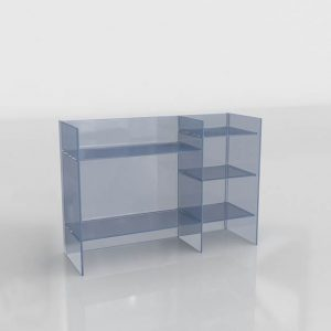 3D Sideboard Benlliure&Baixauli Sound Kartell