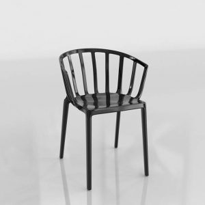 3D Chair Benlliure&Baixauli Venice Kartell
