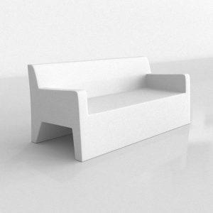 Sofá 3D Benlliure&Baixauli Jut Vondom