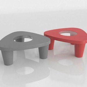 Mesas 3D Benlliure&Baixauli Lita Slide