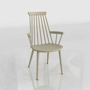 3D Chair Benlliure&Baixauli Windsor