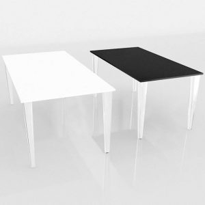 Mesas 3D Comedor Benlliure&Baixauli TopTop Kartell