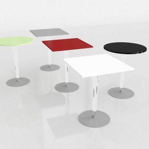 3D Bar Tables Set Benlliure&Baixauli TopTop Kartell