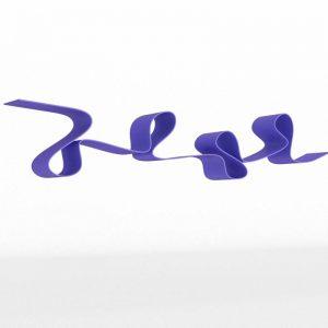 Estantería 3D Benlliure&Baixauli Lovely Rita Kartell