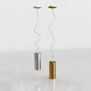 Lámpara 3D Benlliure&Baixauli Easy Kartell