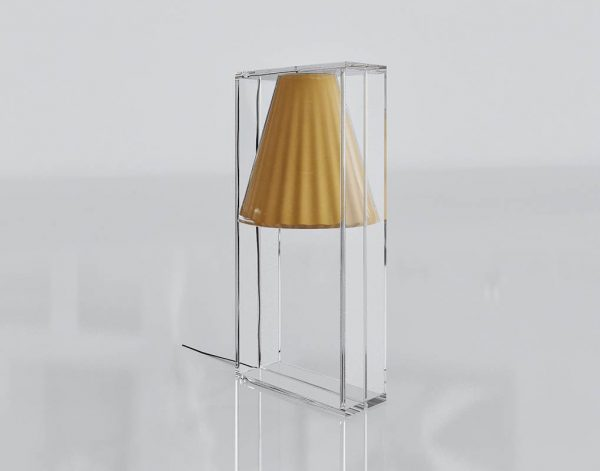 Lámpara 3D Benlliure&Baixauli Light Air Kartell