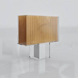 3D Lamp Benlliure&Baixauli Tati Kartell