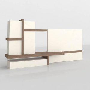 Mueble 3D Salón Benlliure&Baixauli Cover Mesegue