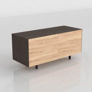 3D Sideboard Benlliure&Baixauli Xena