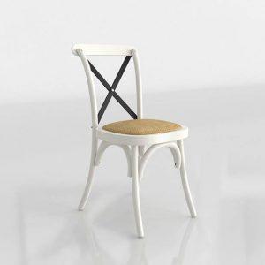 3D Chair Benlliure&Baixauli Thonet