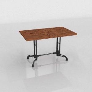 Mesa 3D Benlliure&Baixauli Industrial
