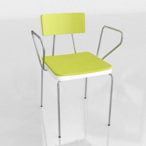 3D Dining Chair Benlliure&Baixauli Fry