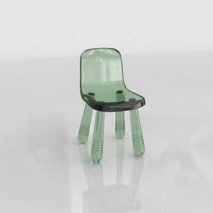 3D Chair Benlliure&Baixauli Sparkling