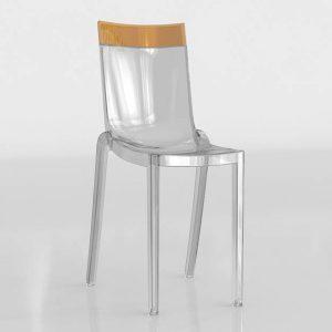 3D Chair Benlliure&Baixauli Hi Cut Kartell