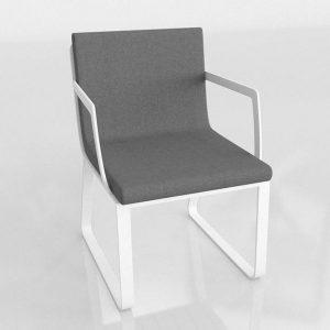 3D Chair Benlliure&Baixauli Vero