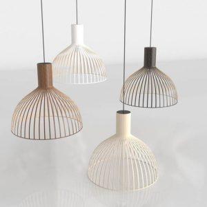 3D Lamps Benlliure&Baixauli Victo Secto