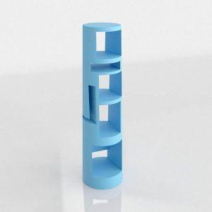 3D Shelves Benlliure&Baixauli Babel Bonaldo