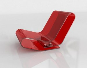 Silla 3D Benlliure&Baixauli LCP Kartell