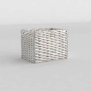 Caja 3D Kiona Almacenamiento Mimbre