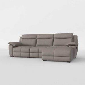 Sofá 3D Chaise Longue Kiona Camila
