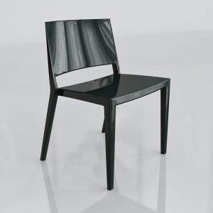 Silla 3D Benlliure&Baixauli Lizz Kartell
