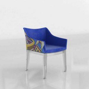 Silla 3D Benlliure&Baixauli Madame Kartell