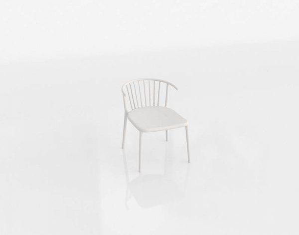 3D Chair Benlliure&Baixauli Woody Resol