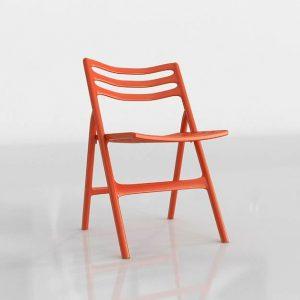 3D Chair Benlliure&Baixauli Woody Vondom