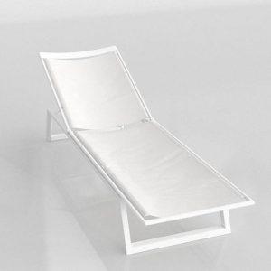 3D Sun Bed Benlliure&Baixauli Best Seller