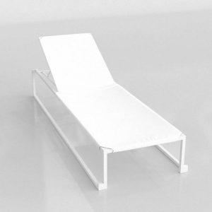 3D Sun Bed Benlliure&Baixauli Slim