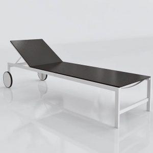3D Sun Bed Benlliure&Baixauli Linea