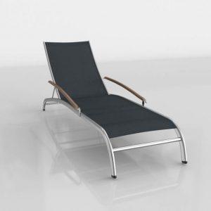 3D Sun Bed Benlliure&Baixauli Lucca