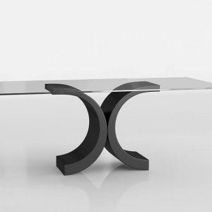 Mesa de Comedor 3D Valentí Corfu