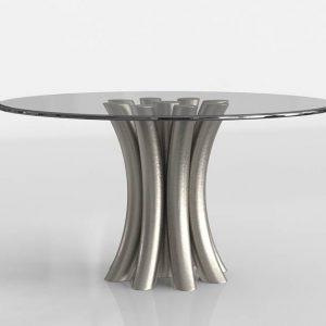 3D Dining Table Valentí Siroco