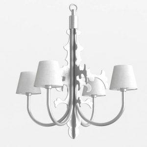 Lámpara de Araña 3D Valentí Bagur
