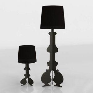 3D Lamps Set Valentí George